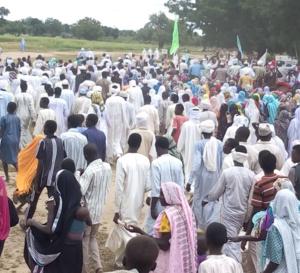 Tchad : un nouveau chef de canton installé au Sila
