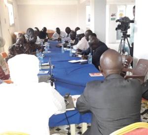 Désengagés de Boko Haram au Tchad : des fonctionnaires formés sur la gestion des données