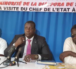 """Tchad : la CAJPDET appelle la diaspora à """"rentrer au pays pour poser ses revendications"""""""