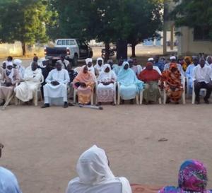 Tchad : fin du congrès d'organisations des personnes handicapées à Ati
