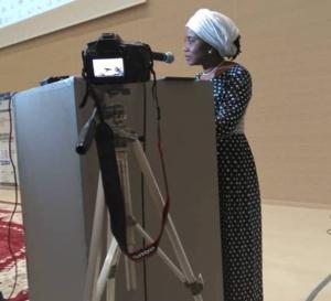 """La jeunesse tchadienne et l'entrepreneuriat : """"n'ayez pas peur. Visez toujours la lune"""""""