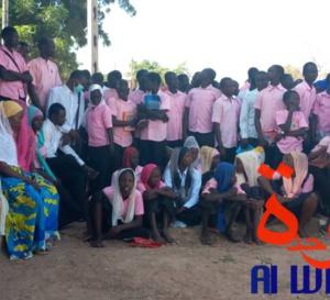 Tchad : les 30 ans de la convention sur les droits de l'enfant célébrés en province