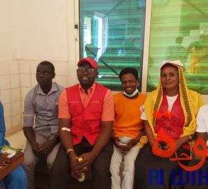 Tchad : la banque de sang d'Abéché renforce son stock grâce à des dons volontaires