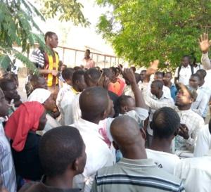 Tchad : le vice-président de l'Université de Pala appelle au calme après des troubles