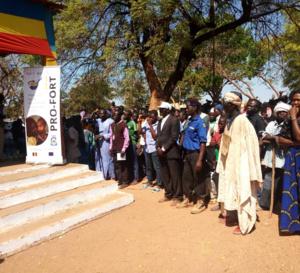 """Tchad : lancement de la farine infantile fortifiée """"Manisa"""" contre la malnutrition"""
