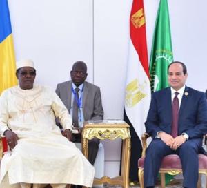 """L'Egypte va renforcer sa coopération avec le Tchad """"dans tous les domaines"""""""