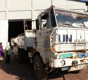 Tchad : derniers préparatifs pour la distribution de millions de moustiquaires imprégnées