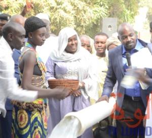 Tchad : la STE inaugure de nouveaux ouvrages de production d'eau potable à Sarh