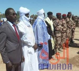 Tchad : les gouverneurs du Ouaddaï, Sila et Tibesti décorés de l'ordre national