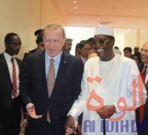 50 ans de relations diplomatiques : la Turquie félicite le Tchad