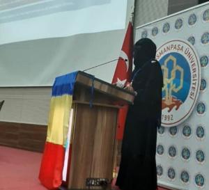 Education des filles : l'association tchadienne Ziloul Arche porte sa voix jusqu'en Turquie