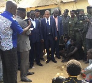 """Tchad : la Police dénonce un assassinat """"sauvage"""" de Mopi Célestine"""