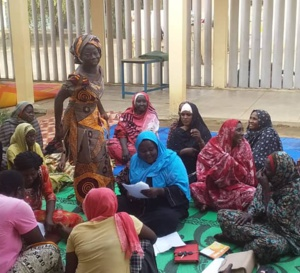 Tchad : les femmes s'organisent pour la réussite de la SENAFET au Batha