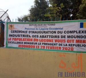 Tchad : le président à Moundou pour l'inauguration d'un complexe industriel