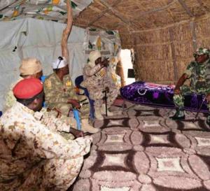 """Lac Tchad - Boko Haram : """"notre objectif est de nettoyer toute la zone insulaire"""""""