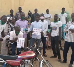 Tchad - Covid-19 : à Mongo, du porte-à-porte pour le respect des règles
