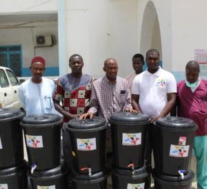 Tchad / Covid-19 : l'ONG Nirvana en appui à l'hôpital militaire de N'Djamena