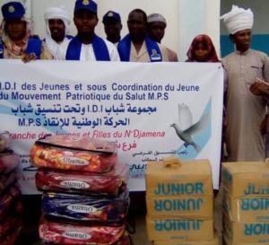 Tchad : les dons continuent d'affluer aux militaires blessés de Bohoma