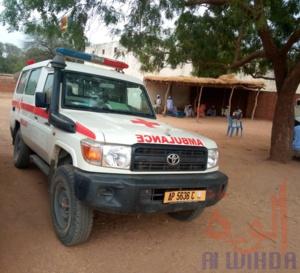 Tchad : une nouvelle ambulance pour le centre de Santé de Niergui, au Guéra