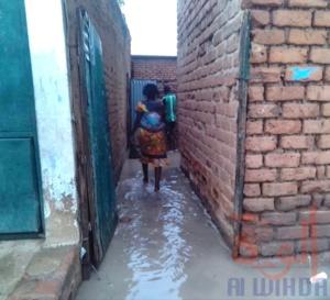 Tchad : de multiples dégâts à Moundou après une intempérie
