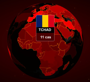 Covid-19 : un tchadien de 59 ans testé positif en province