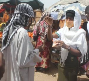 Tchad - COVID19 : à N'Djamena, la jeunesse au contrôle de la sensibilisation