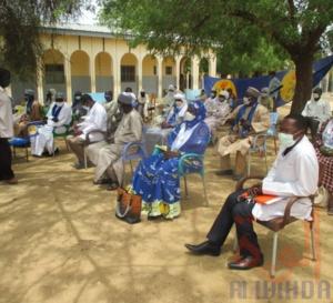 Tchad - Covid-19 : à Bitkine, localité touchée, le personnel soignant reçoit un appui