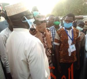 Tchad : étudiants bloqués à Koutéré, descente du gouverneur du Logone Oriental