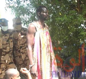 Tchad : un homme suspect déguisé en femme, arrêté par la gendarmerie