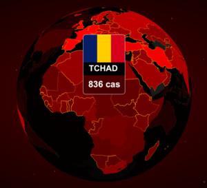 Tchad - Covid-19 : la situation dans les provinces touchées