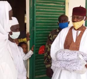 Tchad - COVID-19 : à Ati, une deuxième prière du vendredi dans le respect des mesures