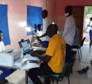 Tchad-Education : L'enrôlement biométrique des candidats au Bac a débuté à Ati