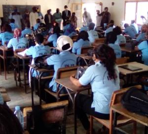 Tchad : les étudiants de l'ENS et de l'INJS reçoivent des kits d'hygiène à N'Djamena