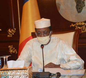 Tchad : gestion de crise sanitaire, Déby passe le relai à la tête du comité