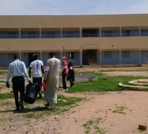 Tchad : à Mongo, les jeunes intensifient les opérations de sensibilisation contre la Covid-19