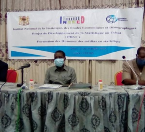 Tchad : un rôle crucial de la statistique dans le processus de planification du développement