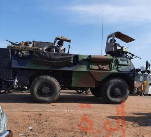 Tchad : un véhicule avec des militaires français essuie des tirs à N'Djamena