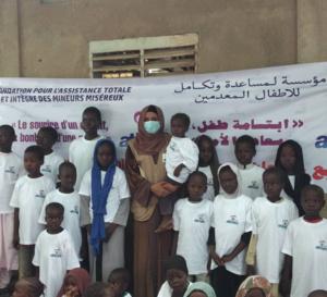 Tchad : à Klessoum, des enfants vulnérables reçoivent des vivres