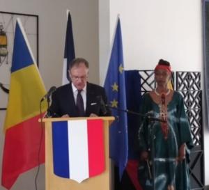 """Tchad : """"La France sera au rendez-vous de la relance du développement"""" (ambassadeur Bertrand Cochery)"""