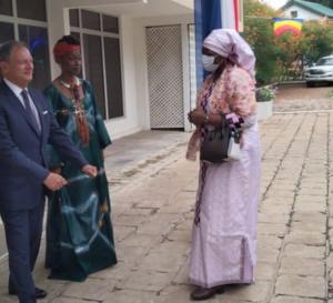 Tchad : passé colonial, l'ambassadeur de France prône le chemin de la réconciliation