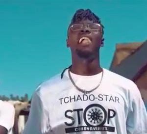 """COVID-19 : """"Stop Corona"""", les Tchado Stars sensibilisent avec un clip"""