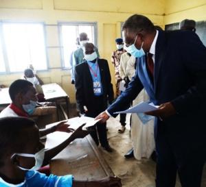 Tchad : 35.235 élèves composent le Brevet de l'enseignement fondamental à N'Djamena