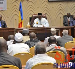 Tchad : cérémonie d'élévation de Maréchal, une délocalisation de l'hémicycle envisagée