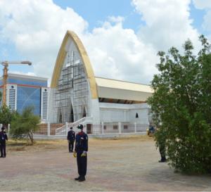 Tchad : la réfection de la cathédrale de N'Djamena doit être terminée avant avril 2021