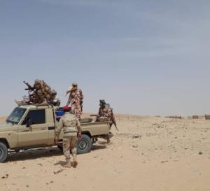 """Terrorisme : Le Tchad appelle à plus de soutien, """"il est temps de passer de la parole aux actes"""""""