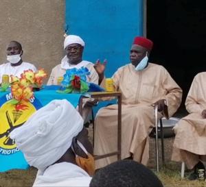 Tchad : au Guéra, le MPS encourage les jeunes au recensement électoral