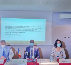 Le Tchad signe des accords de financement et d'assistance avec la BADEA