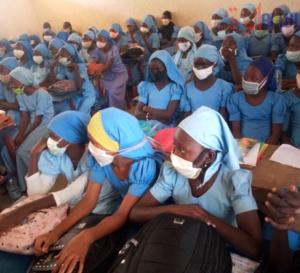 Tchad : le recteur d'Académie du centre inspecte les établissements de Mongo