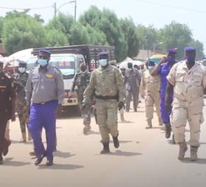 Tchad - Covid-19 : le sous-comité défense et sécurité appelle à se conformer strictement aux mesures