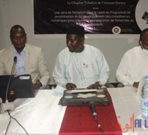Tchad : Internet Society lutte contre les méfaits d'Internet avec une série de formations